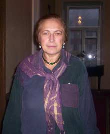 Ирина Яковлевна Медведева