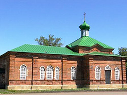 храм Святителя Николая Чудотворц